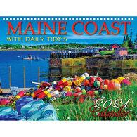 Maine Scene Maine Coast 2021 Wall Calendar