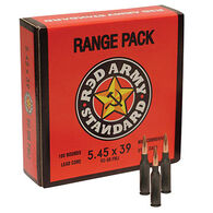Red Army Standard 5.45 x 39mm 60 Grain FMJ Rifle Ammo Range Pack (180)