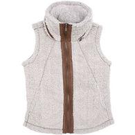 Kenpo Women's i5 Fluffy Fleece Vest