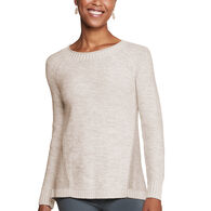 Toad&Co Women's Marlevelous Panel Crew Sweater