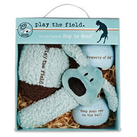 Dog is Good Play the Field 4-Piece Toy Gift Pack