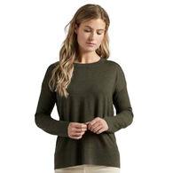 Pendleton Women's Timeless Merino Wool Crew Neck Sweater