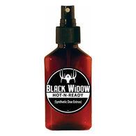 Black Widow Hot-N-Ready Synthetic Doe in Heat Doe Estrus - 3 oz.