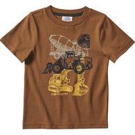 Carhartt Boy's Graphic Short-Sleeve T-Shirt