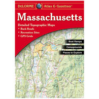 DeLorme Massachusetts Atlas & Gazetteer