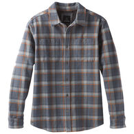 prAna Men's Brayden Flannel Long-Sleeve Shirt