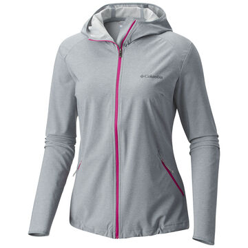 Columbia Womens Heather Canyon Softshell Jacket