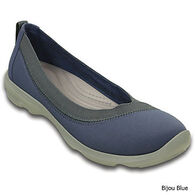 Crocs Women's Busy Day Stretch Flat Casual Shoe