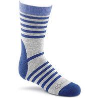 Fox River Mills Boys' & Girls' Emblazon Crew Sock