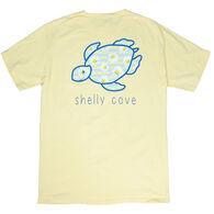 Shelly Cove Men's & Women's Happy Daisies Short-Sleeve T-Shirt