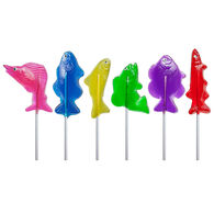 Melville Candy Company Fish Lollipop