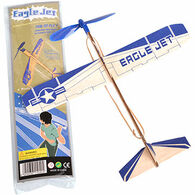 "Be Amazing Toys 12"" Balsa Rubberband Powered Plane"