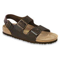 Birkenstock Women's Milano Oiled Leather Sandal