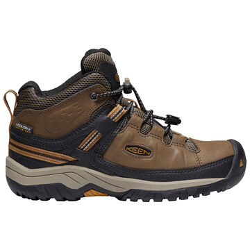 Keen Boys & Girls Targhee Mid Waterproof Hiking Boot