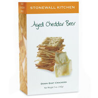 Stonewall Kitchen Aged Cheddar Beer Cracker