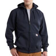 Carhartt Men's Rain Defender Paxton Hooded Zip Front Sweatshirt
