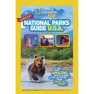 National Geographic Kids National Parks Guide USA, Centennial Edition