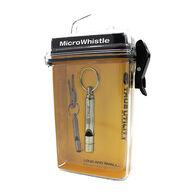 True Utility MicroWhistle Key Ring Whistle
