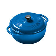 Lodge Enameled 6 Quart Dutch Oven