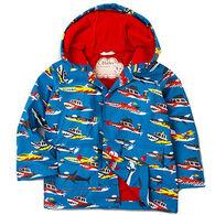 Hatley Boy's Monster Boats Raincoat
