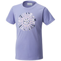 Columbia Girls' Trailriffic Short-Sleeve T-Shirt