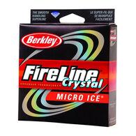 Berkley FireLine Micro Ice Fused Crystal Superline Ice Fishing Line