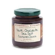 Stonewall Kitchen Dark Chocolate Sea Salt Caramel Sauce, 12.5 oz.