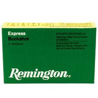 "Remington Express 12 GA Magnum 3"" #00 Buck 15 Pellet Buckshot Ammo (5)"