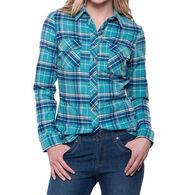 Kuhl Men's Alina Flannel Long-Sleeve Shirt