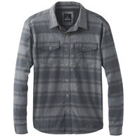 prAna Men's Asylum Flannel Long-Sleeve Shirt