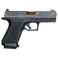 "Shadow Systems MR920 Combat Unthreaded Bronze Barrel 9mm 4"" 15-Round Pistol w/ 2 Magazines"
