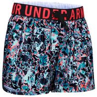 Under Armour Girl's Play Up Printed Short