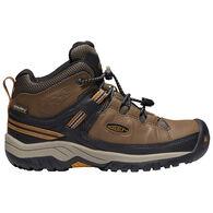 Keen Boys' & Girls' Targhee Mid Waterproof Hiking Boot