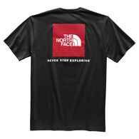 The North Face Men's Red Box Short-Sleeve T-Shirt