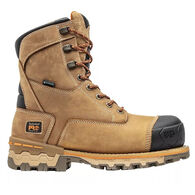 "Timberland PRO Men's Boondock 8"" Waterproof Composite Toe 400 g Insulated Work Boot"