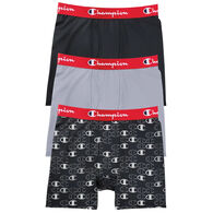 Champion Men's Everyday Active Boxer Brief, 3/pk