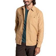 Toad&Co Men's Morrison Long-Sleeve Shirt Jacket