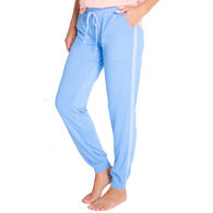 P.J. Salvage Women's Colorful Classics Overdyed Jammie Sleep Pant