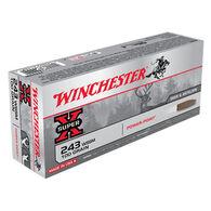 Winchester Super-X 243 WSSM 100 Grain Power-Point Rifle Ammo (20)