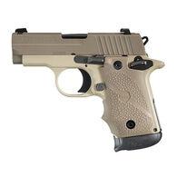 """SIG Sauer P238 Desert 380 Auto 2.7"""" 7-Round Pistol"""