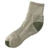 Woolrich Men's Ten Mile Quarter Sock