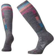 SmartWool Women's PhD Ski Lite Elite Pattern Sock