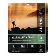 AlpineAire Wild Quinoa Pilaf w/ Hemp Crispies - 2 Servings