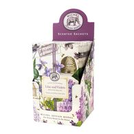Michel Design Works Lilac and Violets Scented Sachet