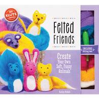 Klutz Felted Friends Craft Kit by Kaitlyn Nichols