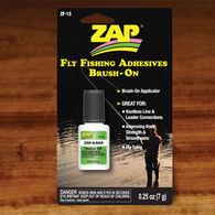 Hareline Zap-A-Gap Brush-On Fly Tying Adhesive