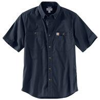 Carhartt Men's Rugged Flex Rigby Short-Sleeve Shirt