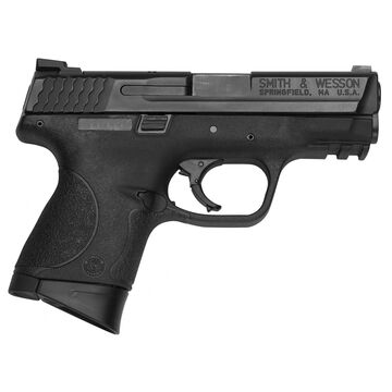 Smith & Wesson M&P9c Compact 9mm 3.5 12-Round Pistol