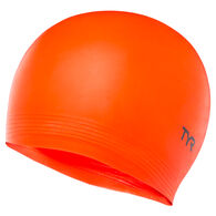 TYR Latex Adult Swim Cap