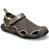 2f641a29f1f7 Crocs Men s Swiftwater Mesh Deck Sandal